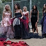 The Liars in Their Destroyed Prom Dresses