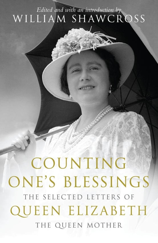 Earlier this year I read Sally Bedell Smith's massive biography about Queen Elizabeth II, and I want to tackle this one, Counting One's Blessings ($18), on the queen's mother next. — Annie Scudder, editor