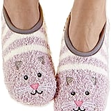 Snoozies Fuzzy Animal Socks