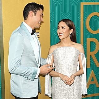 Constance Wu and Henry Golding Friendship Pictures