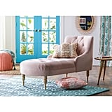 Drew Barrymore Flower Home Tufted Chaise Lounge