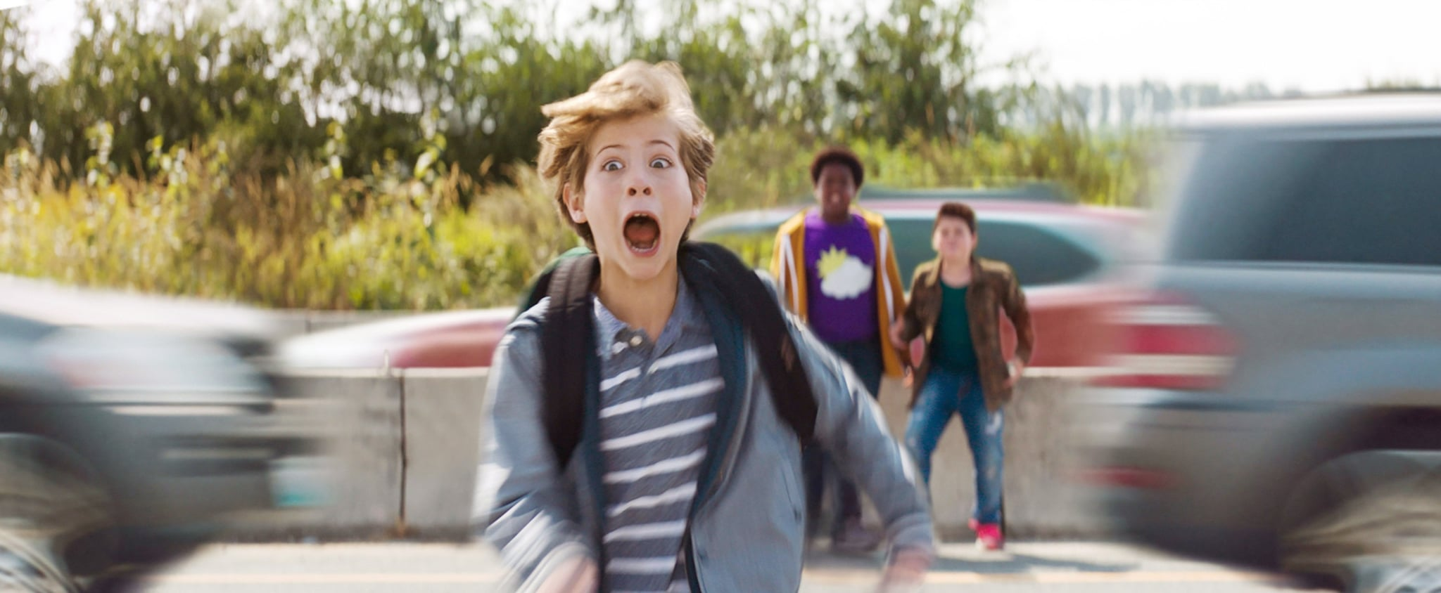 Jacob Tremblay Interview About Good Boys Movie 2019