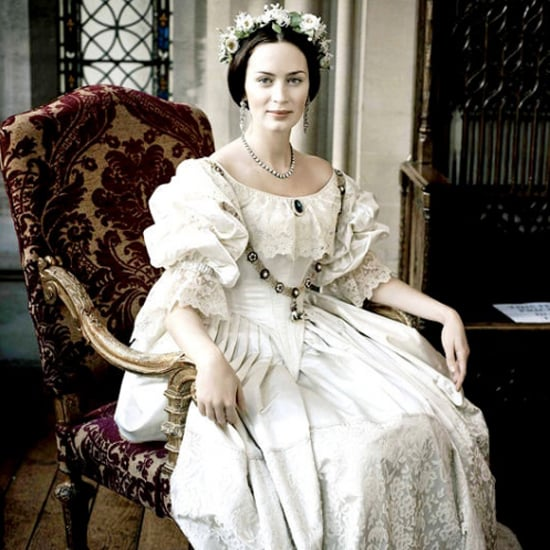 Emily Blunt in The Young Victoria