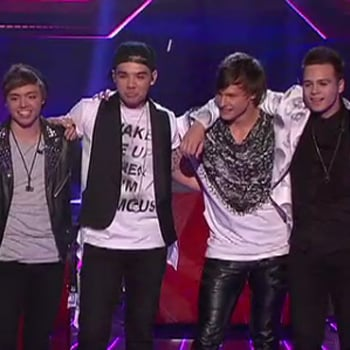 The Collective Performance Video of Domino on The X Factor Australia 2012 Live Show