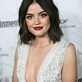 Lucy Hale (Aria Montgomery)