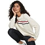 POPSUGAR Graphic Sweatshirt