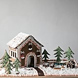 Cosy Gingerbread House