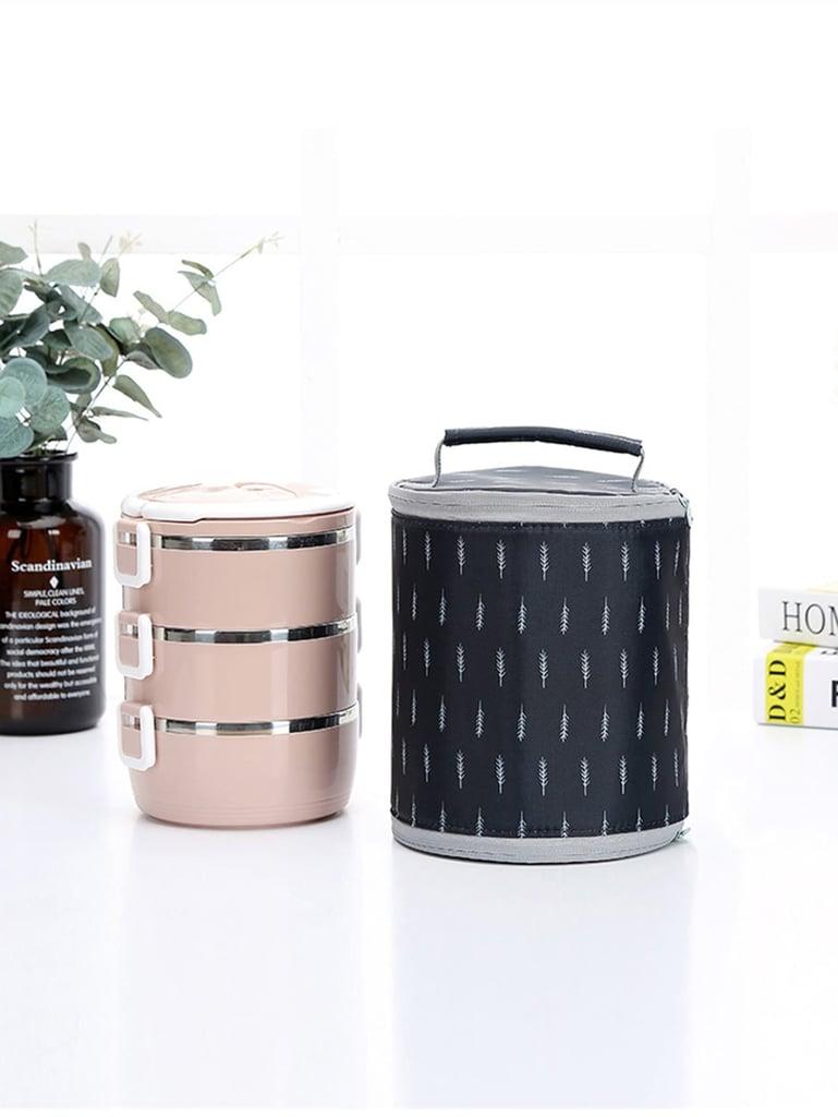 Round Insulation Storage Bag