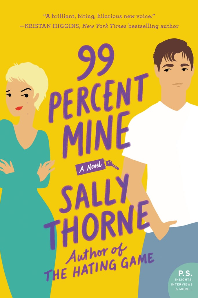 Aquarius: 99 Percent Mine by Sally Thorne (Out Jan. 29)