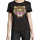 Kenzo Light Single Jersey Tiger Shirt ($120)