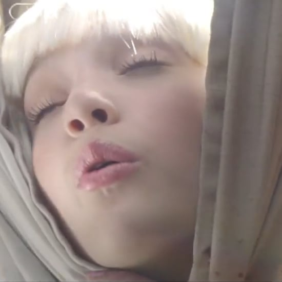 Sia Chandelier Film Clip Dancer Maddie Ziegler