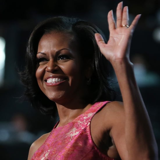 Michelle Obama Speech at Democratic National Convention