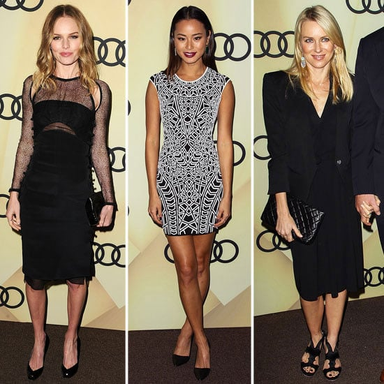 See Celebrities at the Audi Golden Globes Party