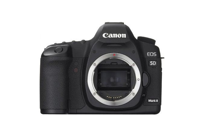 Canon 5D Mark II Camera