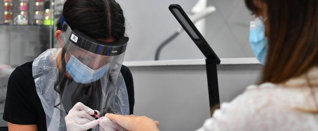 Coronavirus: When Will Nail Salons Reopen in 2021