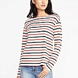 Old Navy Relaxed Jersey-Knit Boat-Neck Tee