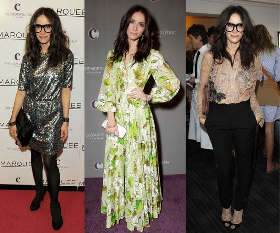 Mad Men Actress Abigail Spencer's Quirky-Cool Style