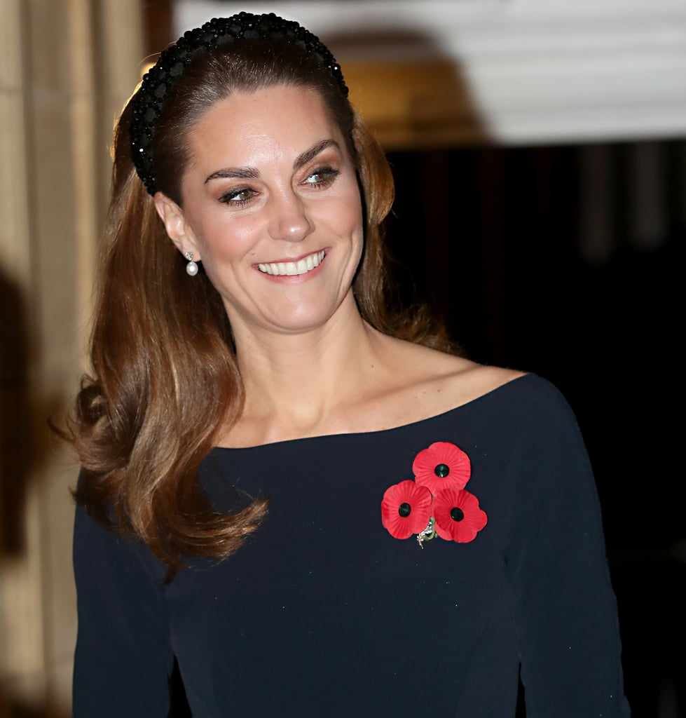 Kate Middleton Wore a Sparkly $30 Zara Headband