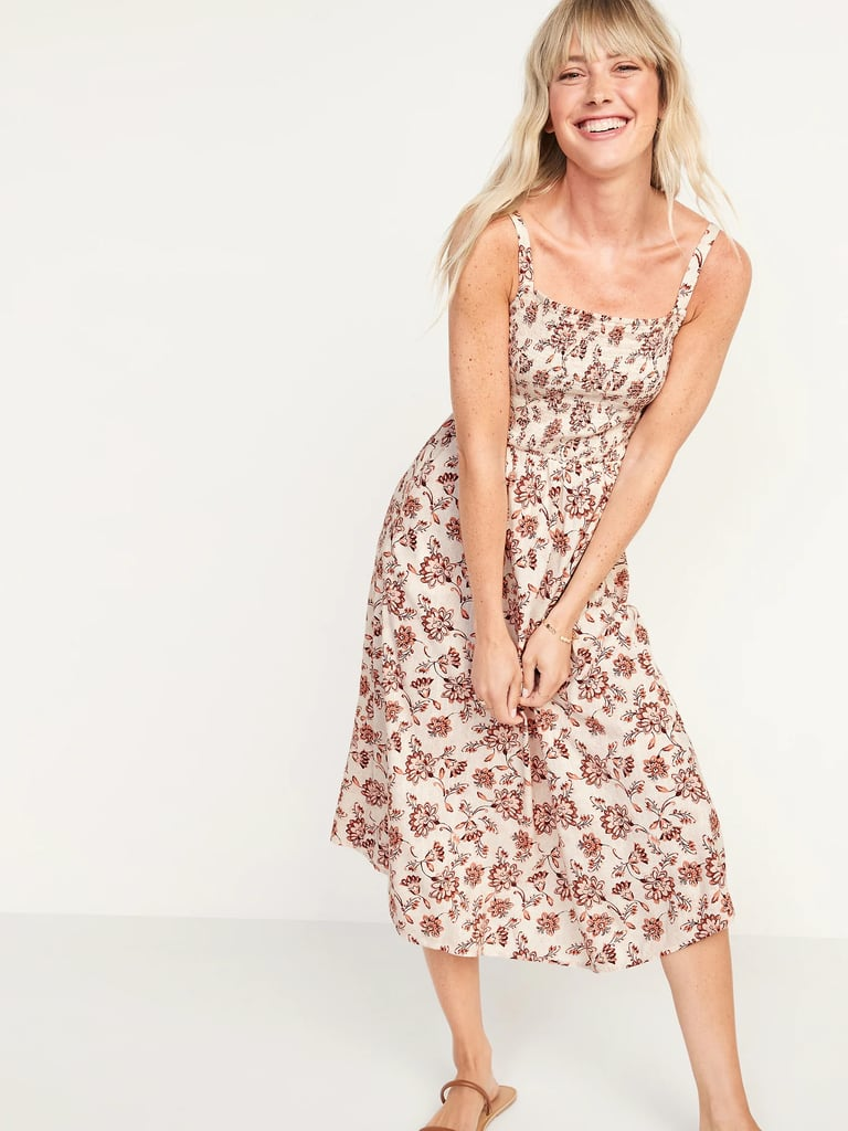 Best Dresses For Petites at Old Navy   2021