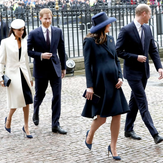 The Royals at Commonwealth Day Service