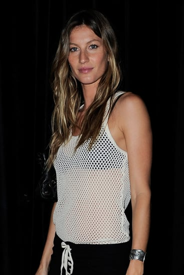 Gisele Bundchen Diet — Interview Vogue UK December 2011