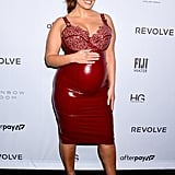 Ashley Graham at The Daily Front Row Fashion Media Awards