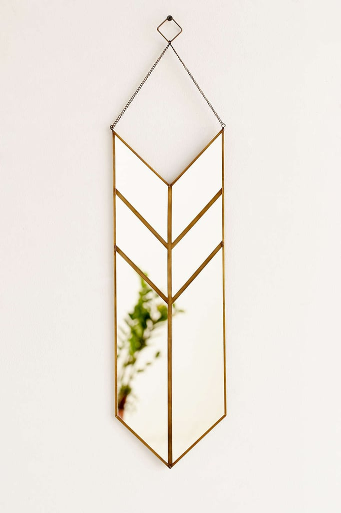 Magical Thinking Hanging Pennant Mirror ($39)