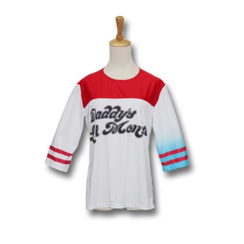 "Harley Quinn ""Daddy's Lil Monster"" T-Shirt ($16)"