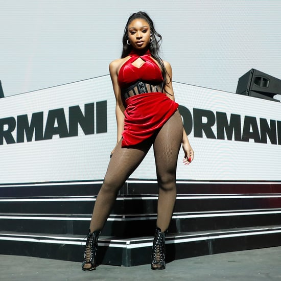 Normani's Red Nail Polish Colour