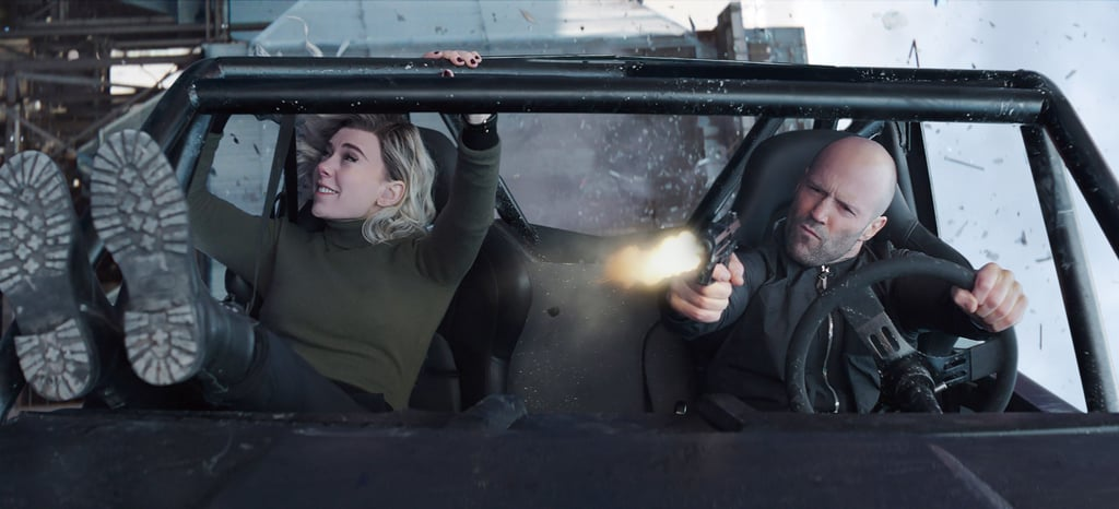 Vanessa Kirby and Jason Statham's Ages in Hobbs and Shaw