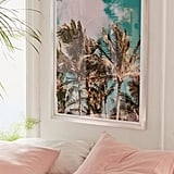 Leah Flores Palm Trees and Island Breeze Art Print