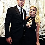 Jessica Simpson Leaves Very Little to the Imagination During a Date Night With Her Husband