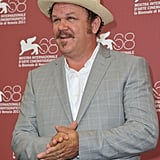 John C. Reilly in Venice.