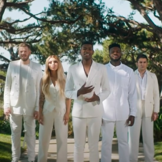 "Watch Pentatonix's ""Amazing Grace"" Cover Music Video"