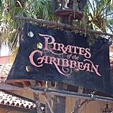 Pirates of the Caribbean Is Haunted