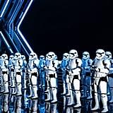 Star Wars Stormtropper Zoom Background