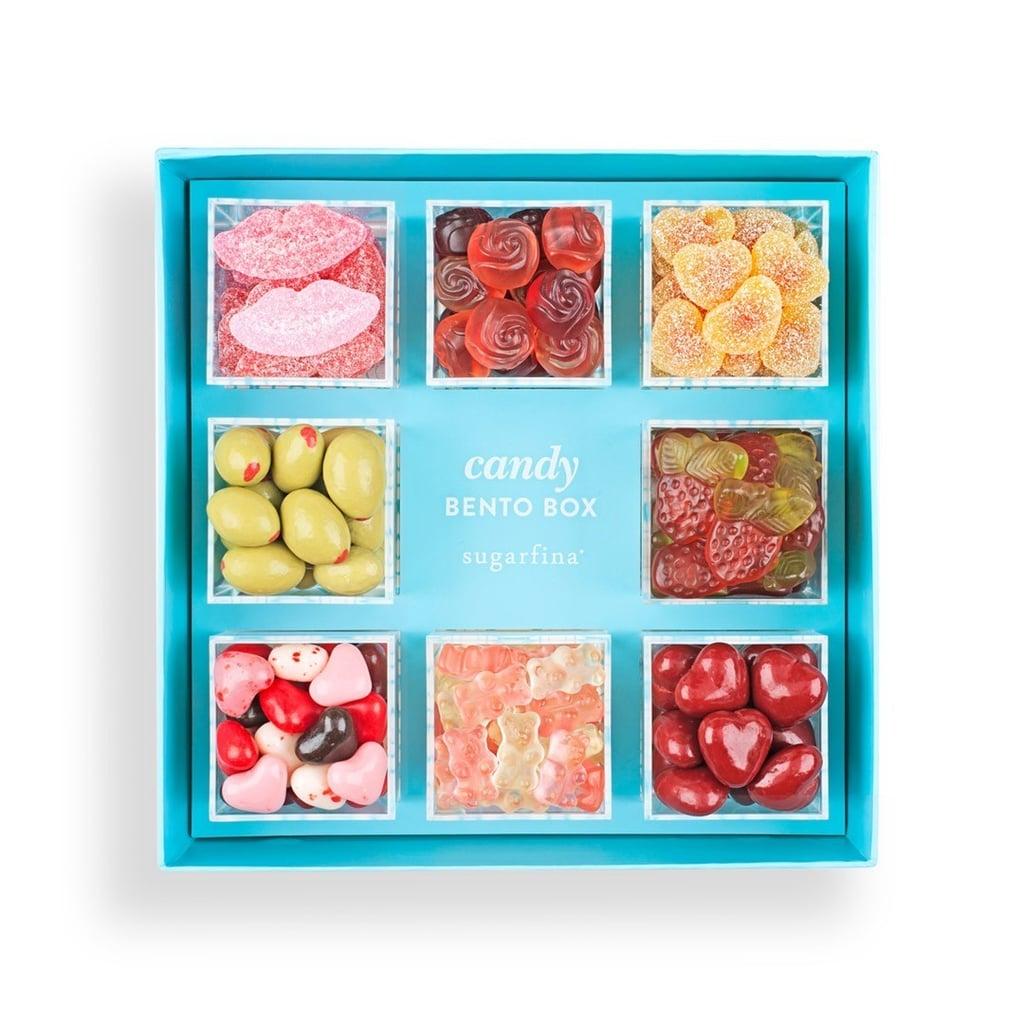 Sugarfina XOXO Candy Bento Box, 8 Piece ($65)