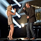 2014 — Ashley Monroe and Blake Shelton