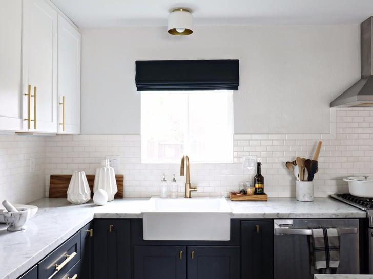 Marble Kitchen Counters | POPSUGAR Home