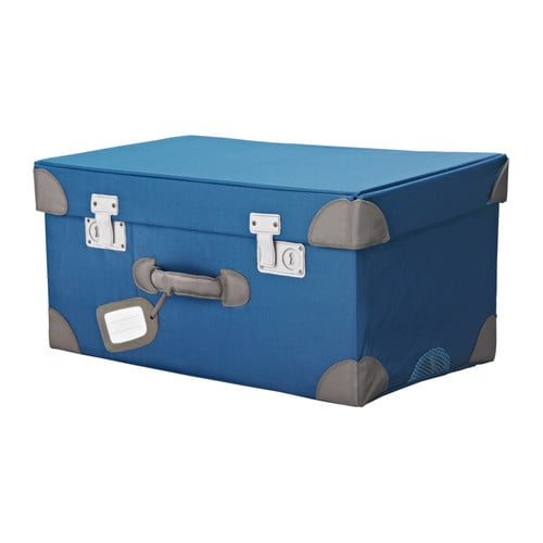 PYSSLINGAR Trunk For Toys