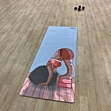 Toned by BaggedEm Yoga Mats