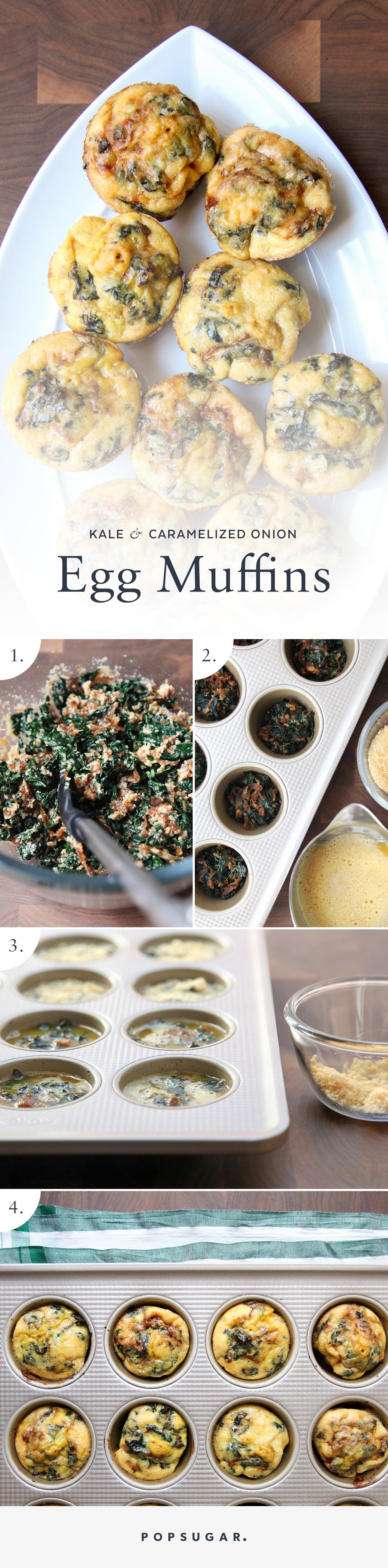 Grab-and-Go Egg Muffins Make Breakfast a Breeze
