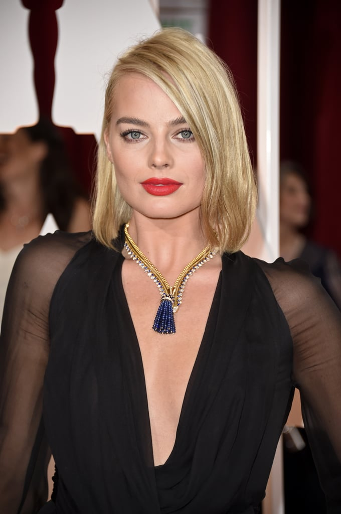 Margot Robbie Trending on Twitter at 2015 Oscars