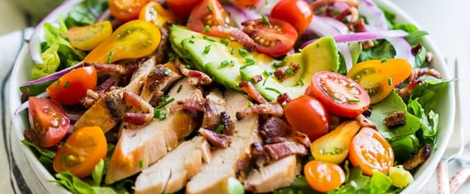 High-Protein Salad Recipes