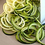 Swap Spaghetti For Shredded Zucchini