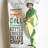 Trader Joe's Somewhat Spicy Dill Potato Chips