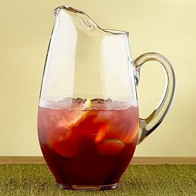 Off to Market Recap: Sangria Pitcher