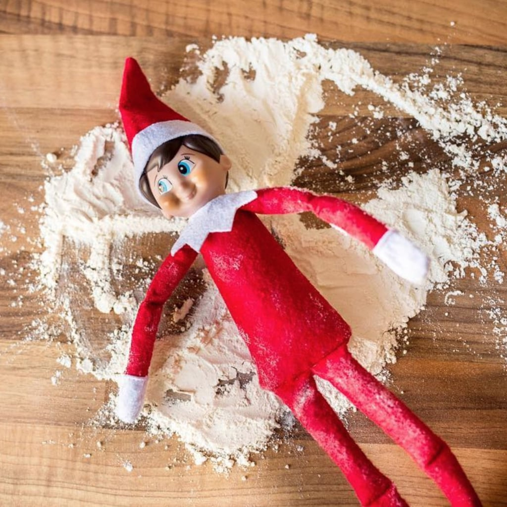 Last Minute Elf On The Shelf Ideas Popsugar Family