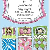 Slumber Party Invitations