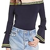 Kendall + Kylie Off-the-Shoulder Bodysuit